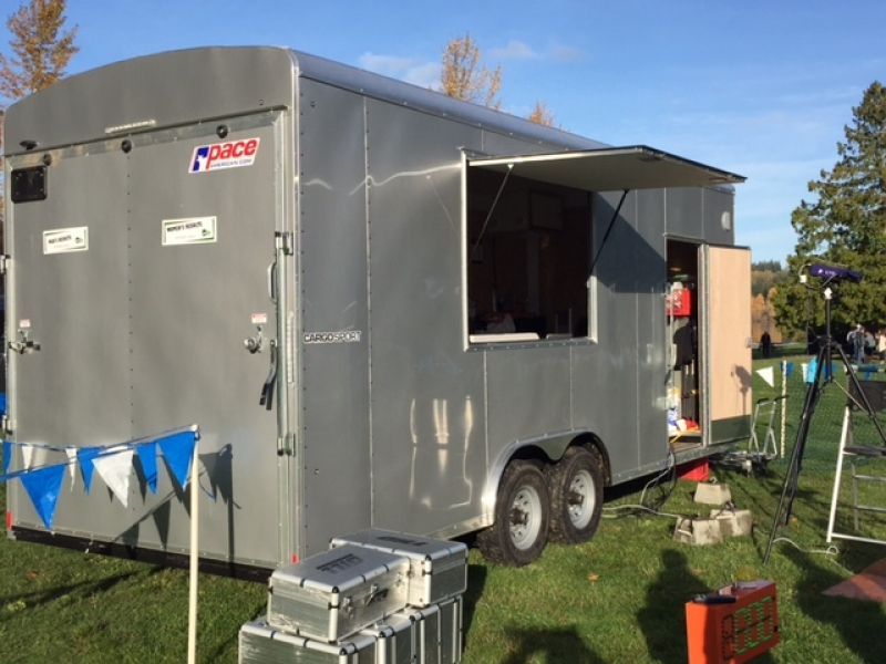 22' Equipment Trailer