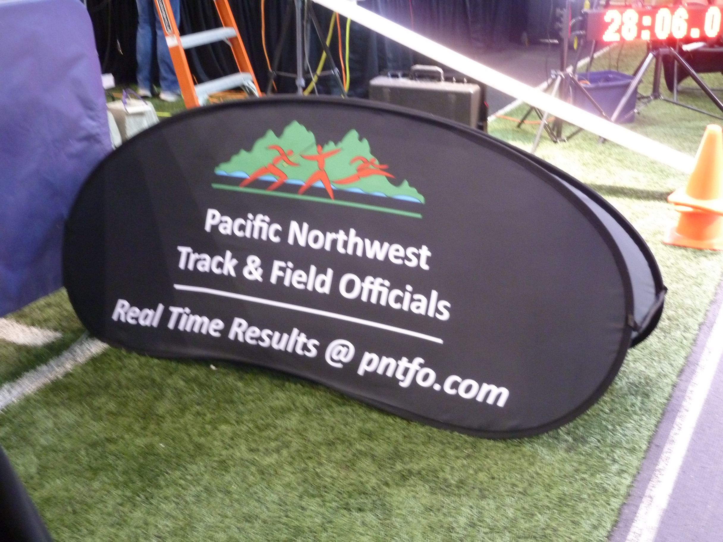 track field officiating equipment
